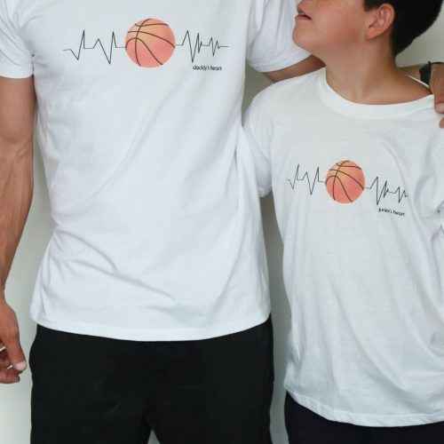 Father & Son Basketball