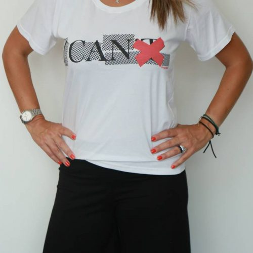 T-shirt I CAN 2021.25