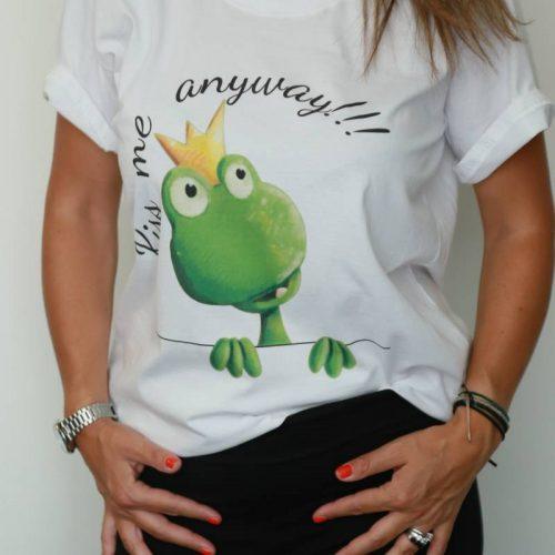 T-shirt sweet frog