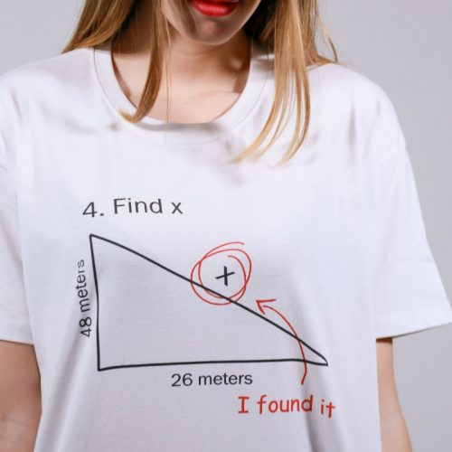 T-shirt Trigonometry Lovers
