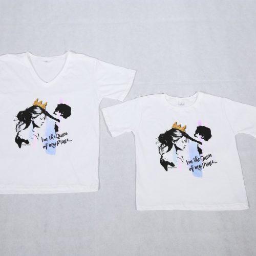 T-shirt mother & son set
