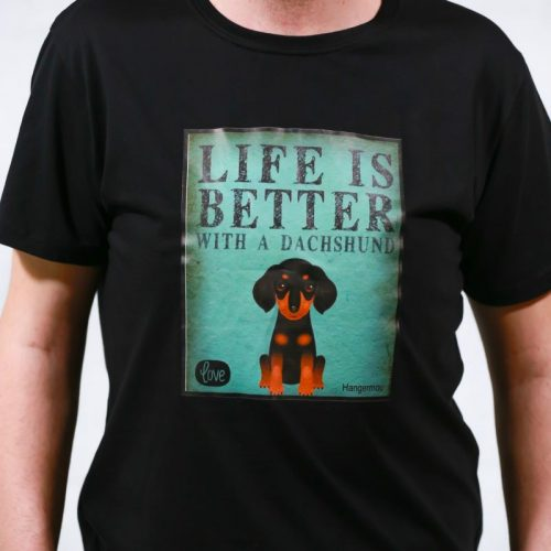 T-shirt for daschund lovers