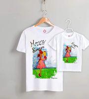 T-shirt set for Queen & Princess
