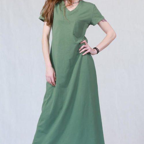 Φόρεμα V μακρύ Emily