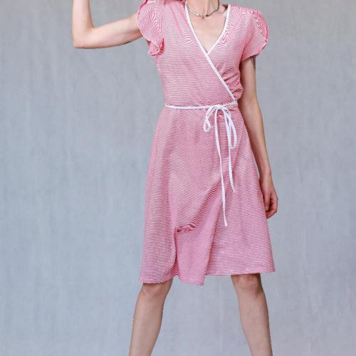 Κρουαζέ φόρεμα Hapiness