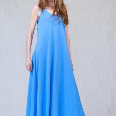 Φόρεμα μακρύ Άλφα γραμμή…Ερατώ