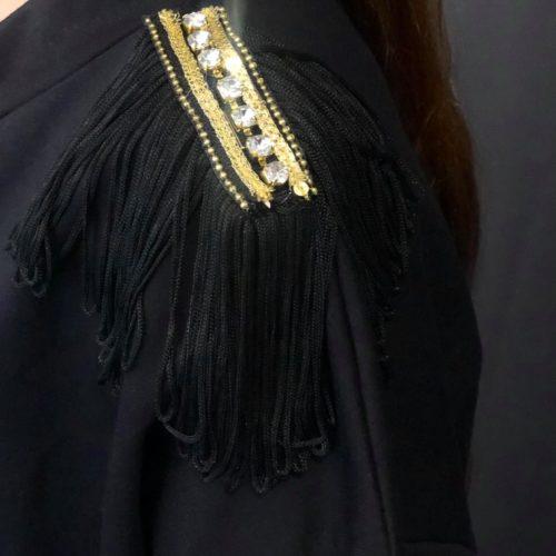 Casual Φόρεμα με επωμίδες