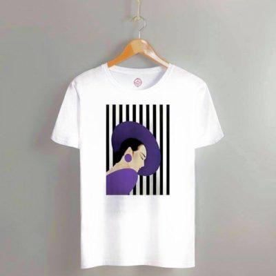 Woman in purple #2021.2