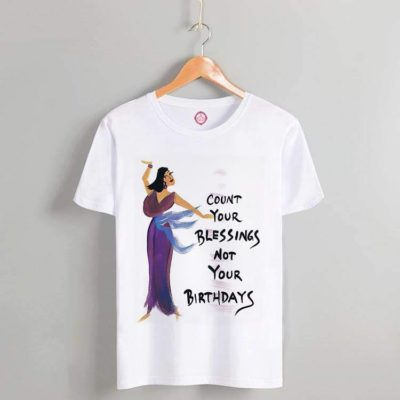 T-shirt Blessings Bday #2021.56