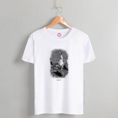 T-shirt Lady D.. #2021.72