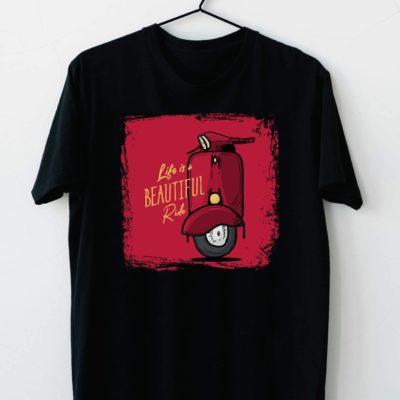 T-shirt Vespa #2021.121