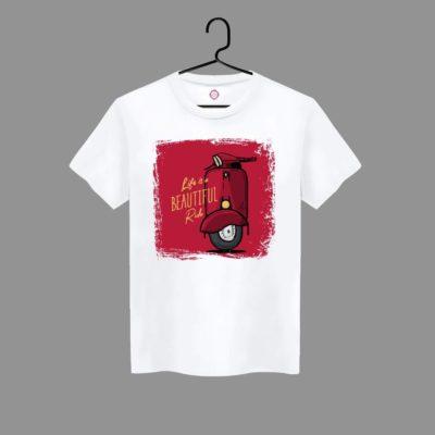 T-shirt Vespa II #2021.122