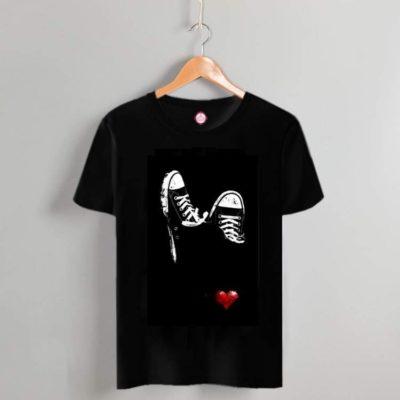 T-shirt starakia heart #2021.134