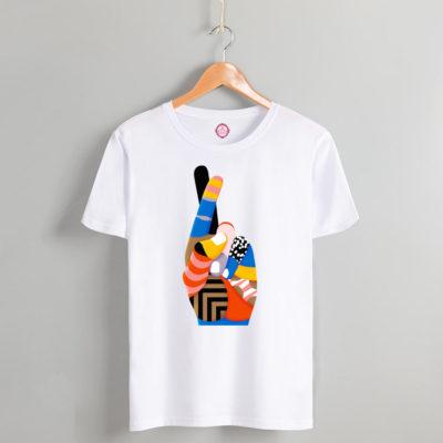T-shirt promise #2021.141