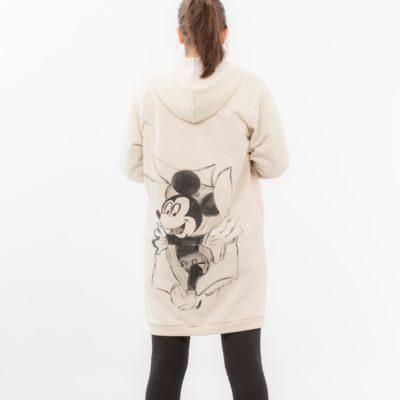 Ζακέτα φούτερ ζωγραφισμένη στο χέρι #2021.148